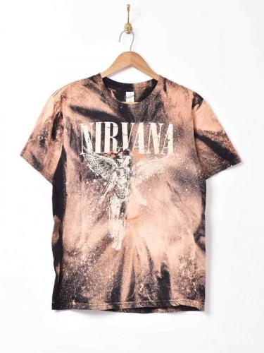 2ニルバーナT-シャツ